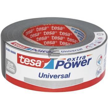 Tesa Reparaturband Extra Power Universal 48 mm x 50 m weiß
