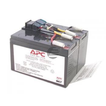 APC Batteriekit RBC48 Replacement Battery Cartridge #48 für SUA750I