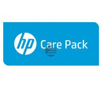 HP eCarePack 3Jahre Vor-Ort Service nächster Arbeitstag für Clj 1 x Xx Serie