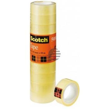 3M Scotch Klebeband 15mm x 10m Transparent