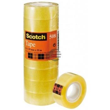 3M Scotch Klebeband 19mm x 33m transparent