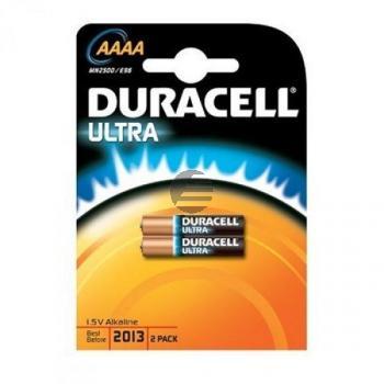 Duracell Batterie Ultra Micro AAAA 2er-Pack
