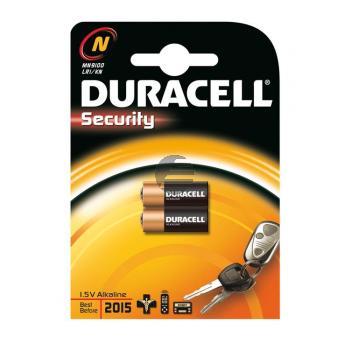 Duracell Batterie Security LR1 1,5V 2er-Pack