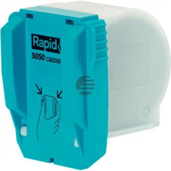 Rapid Heftklammern Rapid 5050 Inh. 5000