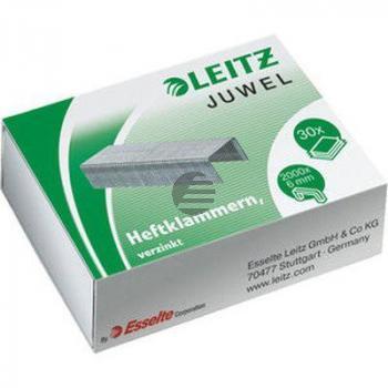 Leitz Heftklammern Juwel 3000 verzinkt Inh.2000