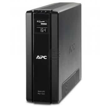 APC Back-UPS Pro 1500 1500 VA 865 W 230 V Schuko