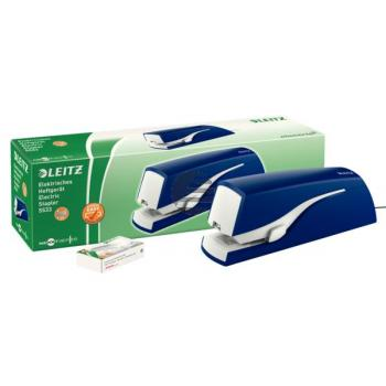 LEITZ Elektrohefter NeXXt 55330035 blau für 20 Blatt
