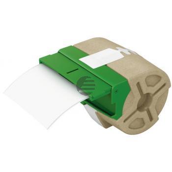 LEITZ Endlosettiket.Kassette Papier 70170001 28x88mm 690 Stück permanent