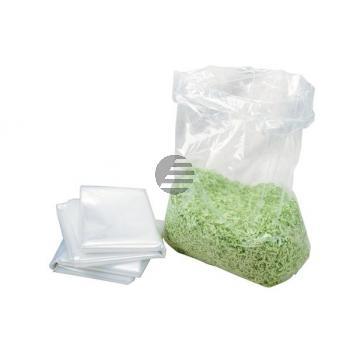 HSM Plastikbeutel zu B32 133099500 100 Stück 124 Liter