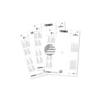 DURABLE Etiketten Badgemarker 1458/02 104x100mm 40 Stück
